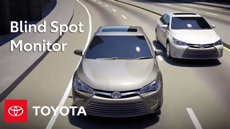 Toyota How-To: Blind Spot Monitor with Rear Cross Traffic
