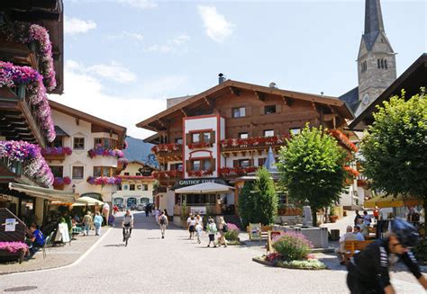 Maria Alm in the Summer - ChaletsPlus - Your chalet expert