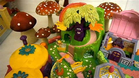 Vintage Polly Pocket collection: Magical Movin' Fairyland