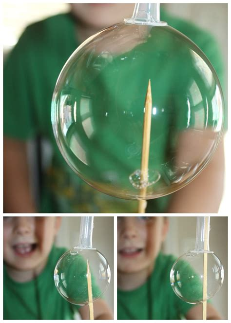 Bubble Science for Halloween with Ghostly Bubbles Activity