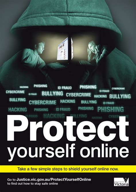 Protect Yourself Online campaign against cybercrime