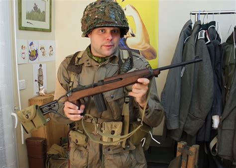 King Arms M1A1 Paratrooper CO2 Review | Popular Airsoft