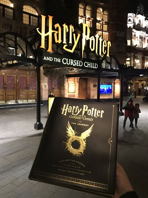 PREVIEW: 'Harry Potter and the Cursed Child: The Journey