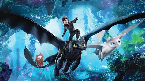 How To Train Your Dragon: The Hidden World (2019) - now
