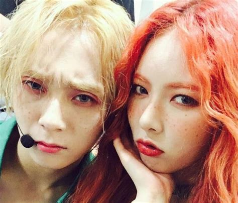 HyunA and E'Dawn expelled from Cube Entertainment over