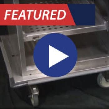 Stainless Steel Surgical Closed Case Carts Operating Room
