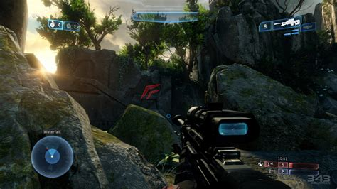 Check Out Some Xbox One Halo 2 HD Shotgun and Sniper