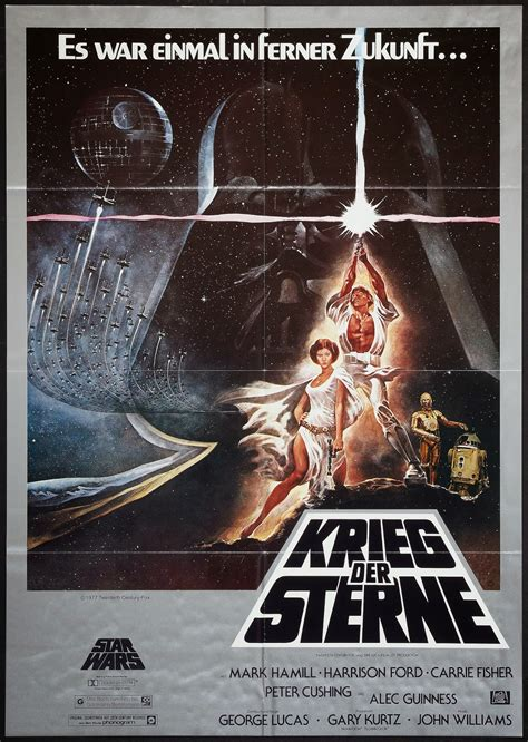 CT - Inconsistencies of Classic Star Wars Posters for the