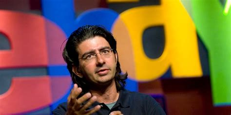 How Does Pierre Omidyar, eBay Founder, Distribute
