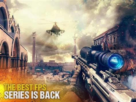 Modern Combat 5 eSports FPS Android WORKING Mod APK