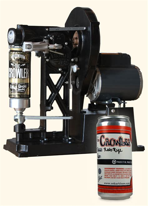 The Crowler - growlerstation