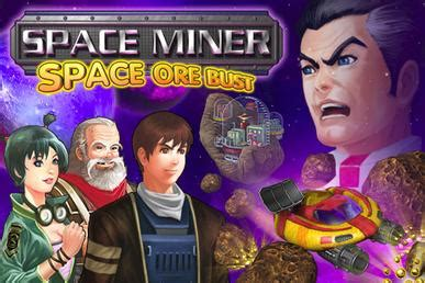 Space Miner: Space Ore Bust - Wikipedia