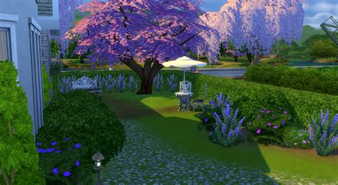 Download: Valentine's Mansion in The Sims 4 - Sims Online