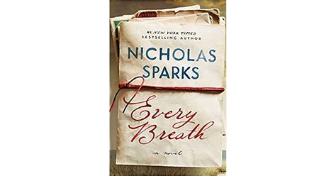 Book giveaway for Every Breath by Nicholas Sparks Sep 16
