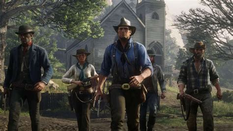 RDR2 Online: List of Items That Unlocks At Each Rank In