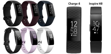 Fitbit Charge 4 vs Inspire HR (2020): Which Fitness