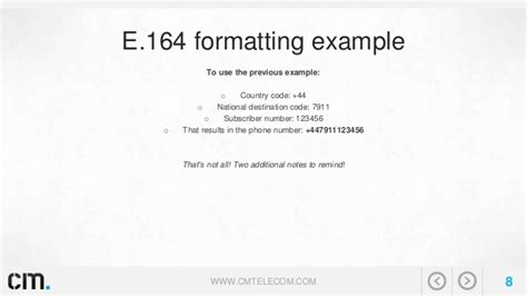 How to Format International Phone Numbers   CM Telecom