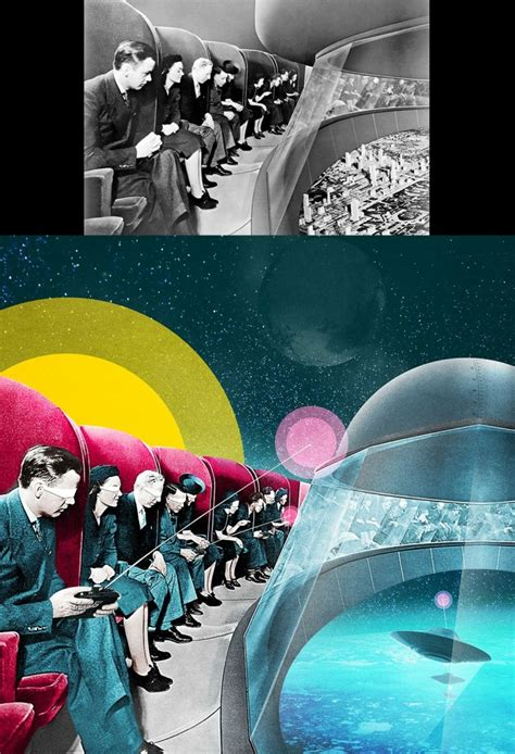 The Smart Surrealist Collages of Luke Robson
