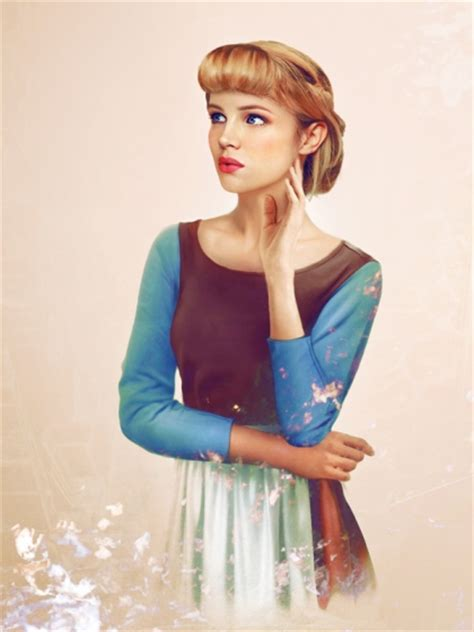 Dreaming of Disney: If the Disney Princesses Were Real Women