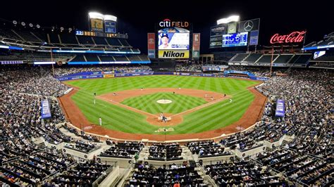 New York Yankees play at Citi Field with Tampa Bay Rays
