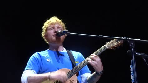 Ed Sheeran - Don't/South Of The Border/Remember The Name