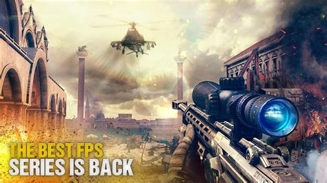Modern Combat 5 for Android - APK Download