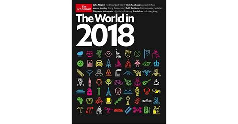 The World in 2018 by The Economist