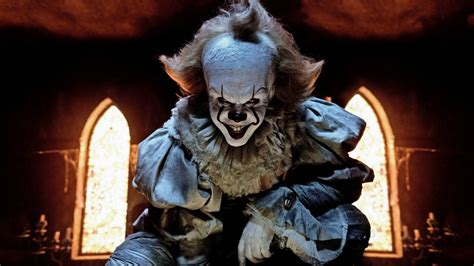 Pennywise The Clown in It 4K Wallpapers | HD Wallpapers