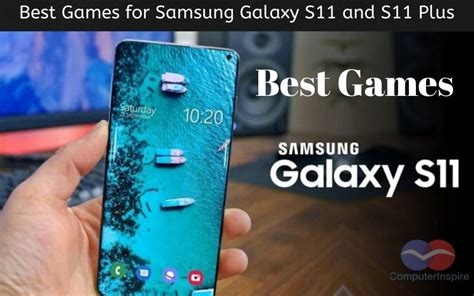 Best Games for Samsung Galaxy S11 and S11 Plus - Computer