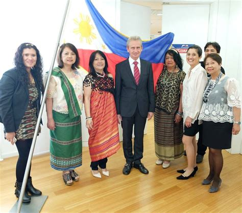 FILIPINOS IN GERMANY MARK 119 YEARS OF PHL INDEPENDENCE