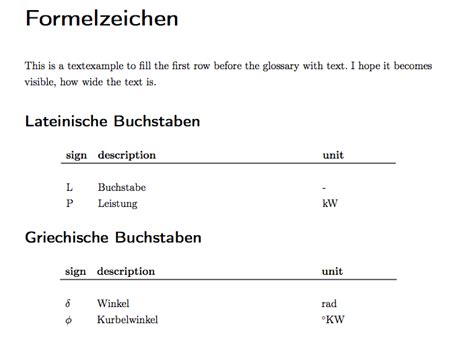 formatting - glossaries package - How to format the