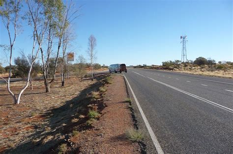 Unser Road Trip ging von Alice Springs Richtung Ayers Rock