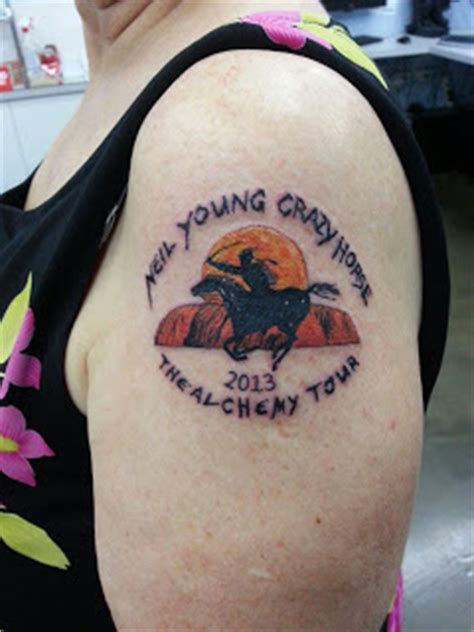 Best Neil Young Tattoos – NSF